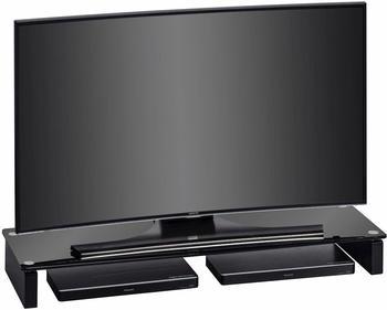 Maja 1612 TV-Board 110cm Schwarzglas