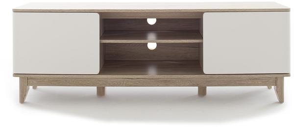 MCA Furniture Lowboard weisseiche Woody 41-02828