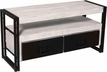 SIT TV-Lowboard White Panama 112cm