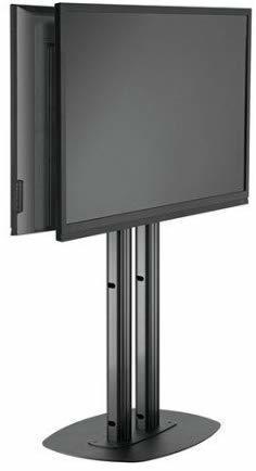Vogels LCD LED Standfuß Rücken an Rücken Displaymontage bis 65 Zoll 180 cm