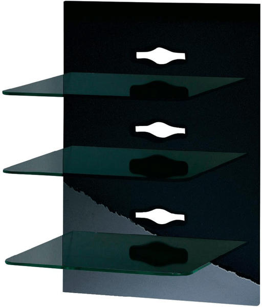 VCM Xeno-3 Schwarzlack/Schwarzglas