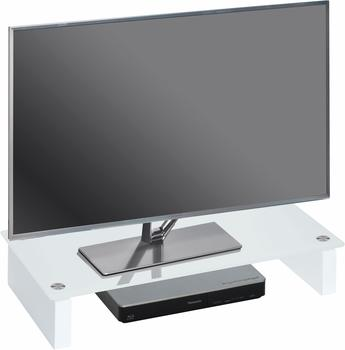 Maja Möbel 1606 TV-Board Weißglas