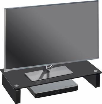 Maja Möbel 1606 TV-Board Schwarzglas