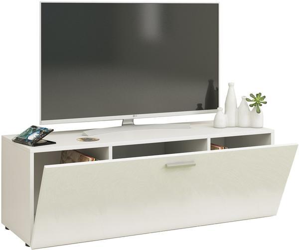 VCM TV-Lowboard Winalo 115cm Weiß