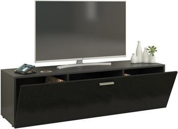 VCM TV-Lowboard Winalo 140cm Schwarz