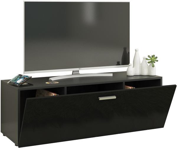 VCM TV-Lowboard Winalo 115cm Schwarz