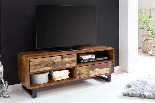 Wohnling Patna TV-Lowboard 1200 mm Mango