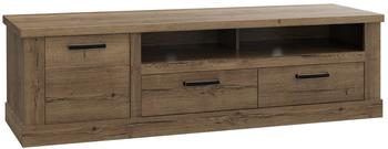 Forte TV Unterschrank in Eiche Woody 77-01296