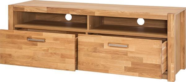 MCA Furniture Fenja TV-Lowboard 1550 mm Wildeiche