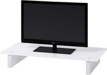JAHNKE Z-GA 110 TV-Aufsatz weißglas