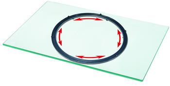 VCM Swing Breite 60 cm / Klarglas