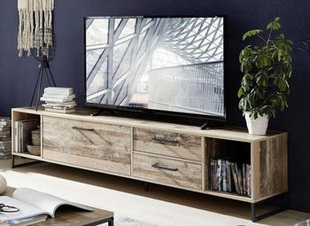 Innostyle Roof TV-Lowboard 1970 mm braun