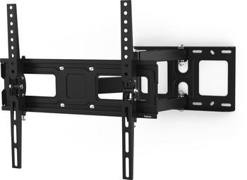 """Hama TV-Wandhalterung FULLMOTION, 165 cm (65""""), Schwarz"""