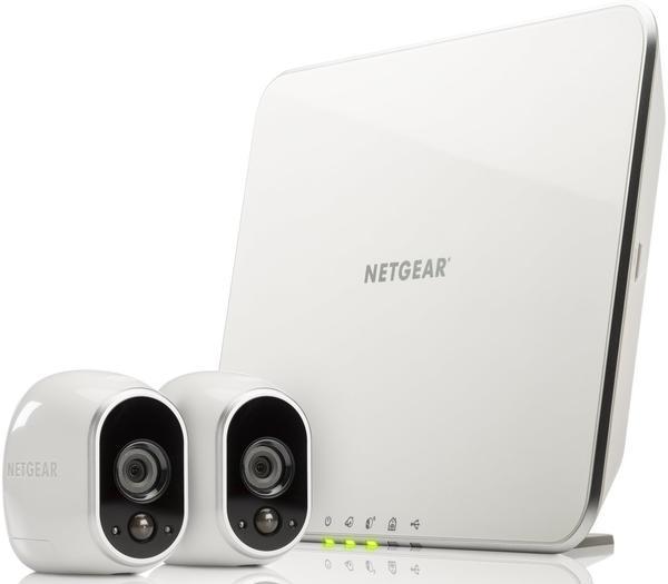 Netgear Arlo VMS3230 Sicherheitssystem mit 2 Kameras