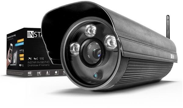 Instar IN-5907 HD WLAN schwarz
