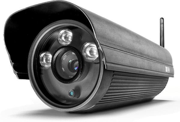 Instar IN-5907 HD PoE schwarz