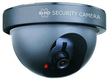 ELRO Dome-Kamera-Attrappe CS44D schwarz