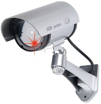 Edco Dummy-Kamera mit roter Blink LED