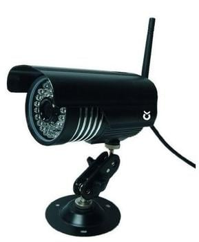 Kerbl 1086 Kameraset inkl. Antenne und Zubehör
