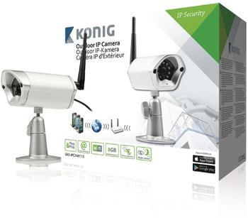 König Electronic IP-Kamera SAS-IPCAM115