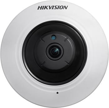 hikvision-dome-indoor-4mp-fisheye-ds-2cd2942f-16mm