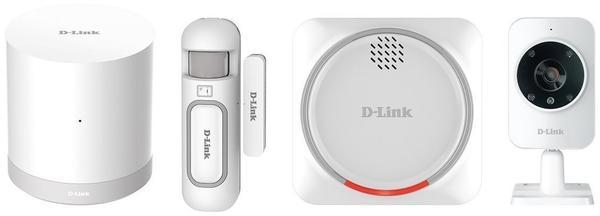 D-Link Smart Home Security Kit DCH-107KT