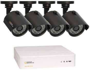 Q-See Überwachungs-Set QTH4-4Z3-1