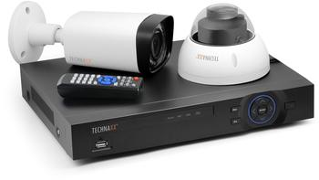 Technaxx Security Kit PRO FullHD 1080P TX-50 DVR
