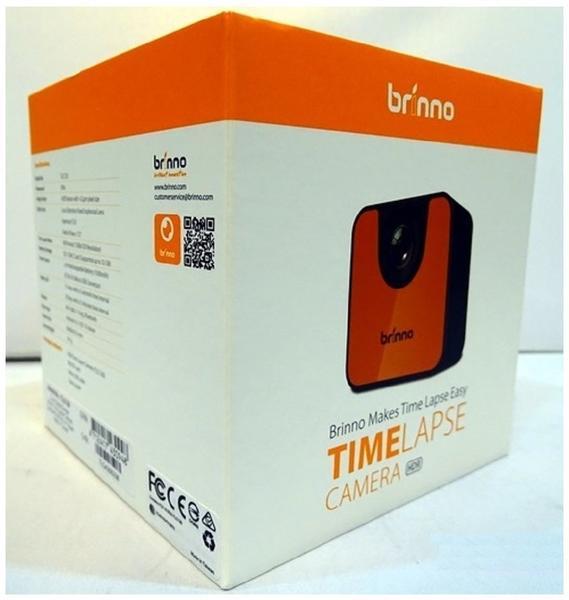 Brinno TLC120 orange