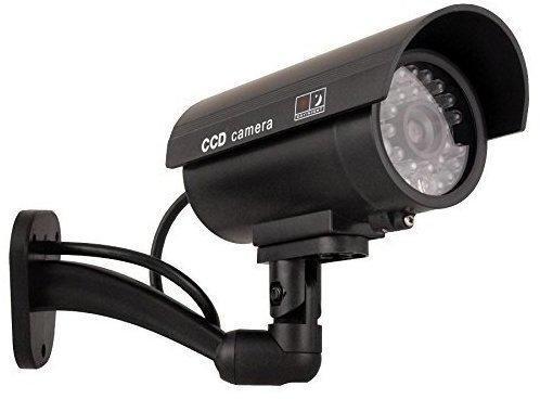 Maclean Brackets Kamera-Attrappe IR9000 B