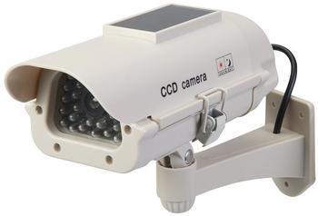 Silverline Kamera-Attrappe mit LED-Licht 614458
