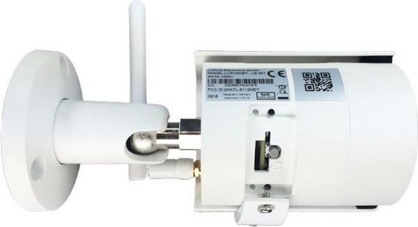 Lupus IP-Kamera LE 201 HD WLAN