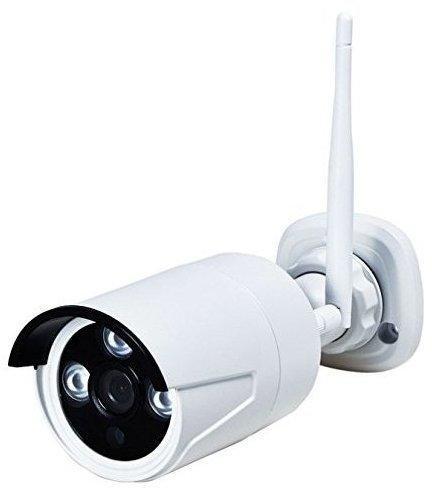 M-E IP-Tag/Nacht-Zusatzkamera VYSYS-X10-W WLAN