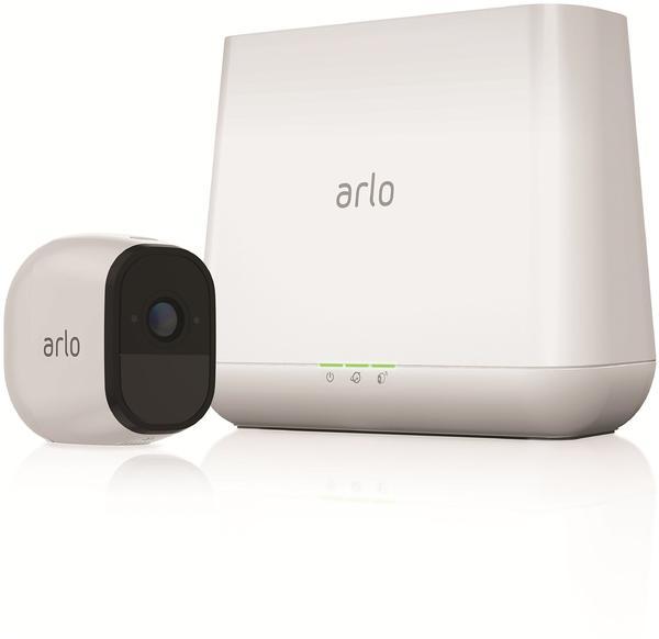 Netgear Arlo Pro Smart VMS4130 Sicherheitssystem mit 1 Kamera