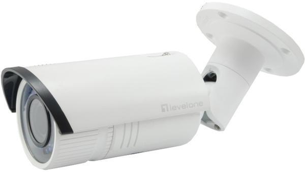 LevelOne FCS-5068 - Netzwerk-Überwachungskamera - Außenbereich - wetterfest - Farbe (Tag&