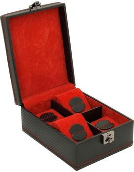 Friedrich 23 Carbon 4 Uhrenkasten schwarz (32049-2)