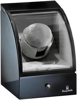 Designhütte Uhrenbeweger Basel 1 schwarz