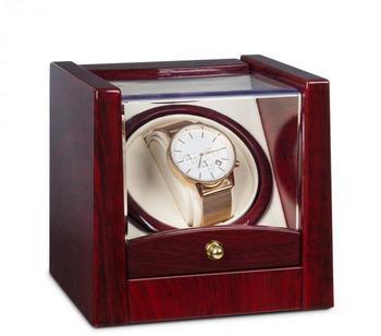 Klarstein Cannes Uhrenbeweger rosenholzoptik (10032882)