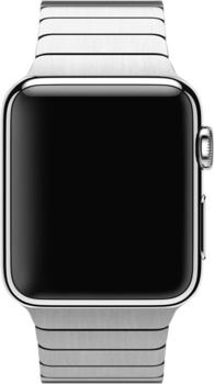Apple Watch 38 mm Gliederarmband silber (MJ5G2ZM/A)