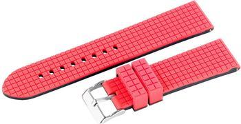 Simvalley Mobile Ersatz-Armband für PW-315.touch, rot