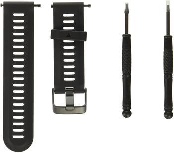 Garmin Ersatzarmband für Fenix 3 schwarz (010-12168-01)