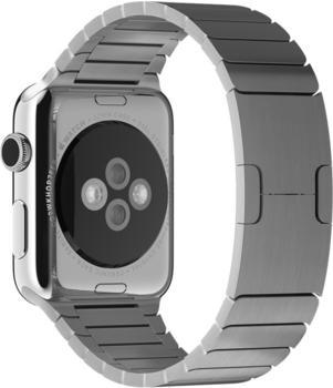 Apple Watch 42 mm Gliederarmband silber (MJ5J2ZM/A)