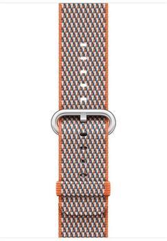 apple-gewebtes-nylonarmband-fuer-apple-watch-42mm-orangenrot-kariert