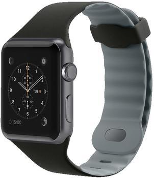 Belkin Sportarmband für Apple Watch 38mm blacktop