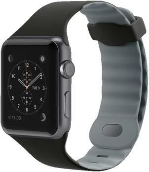 Belkin Sportarmband für Apple Watch 42mm blacktop