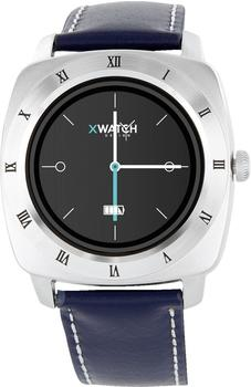xlyne Watch Band for Xylne Nara XW Pro navy blue