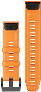 Garmin QuickFit 22 Watch Strap Silicone orange
