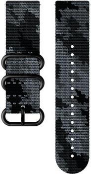 Suunto Traverse Alpha Textilarmband concrete (SS023450000)