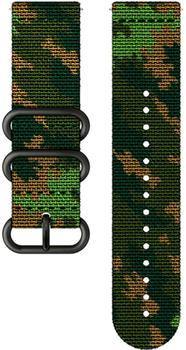 Suunto Traverse Alpha Textilarmband woodland (SS023449000)