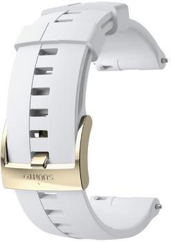 Suunto Spartan Sport Wrist HR Silikonarmband white gold (SS023485000)